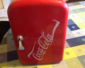 Guinness Mini Kühlschrank : Red coca cola etsy