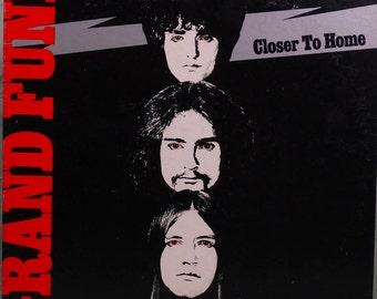 Grand Funk Railroad – Closer To Home 1970 ( LP, Album, Vinyl Record ) Rock, Classic Rock, Pop Rock Music