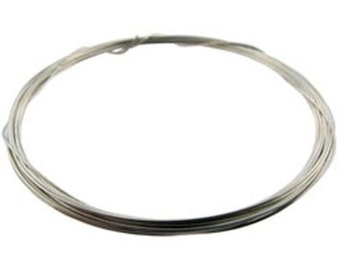 Silver Solder Wire Hard 20ga 2 Foot Package