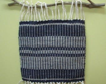 Handwoven wall hanging