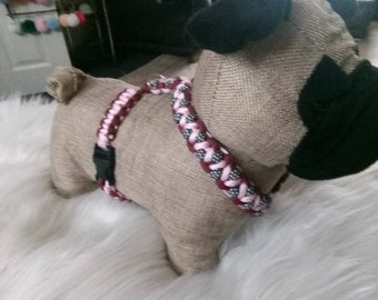 dog harness paracord