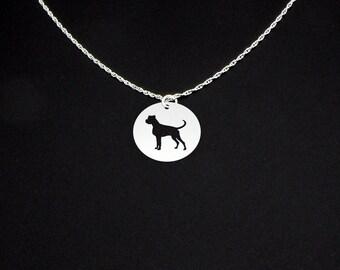 Perro de Presa Canario Necklace - Perro de Presa Canario Jewelry - Perro de Presa Canario Gift