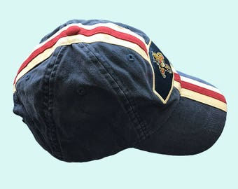 Roger Edwards Cap / Embroidered Tiger Patch