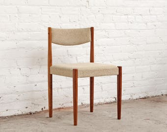 Danish Desk / Dining Chair (3 Available)