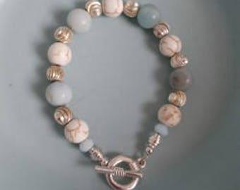 Beautiful bright beaded bracelet