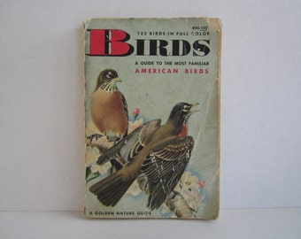 Bird Guide Book