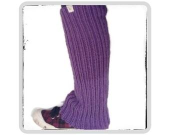 Knitted legwarmers, stylish legwarmers, ribbed seamless legwarmers, vegan knitwear, vegan fashion, over shoe legwarmers, made to measure