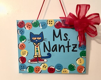 Pete The Cat | Etsy