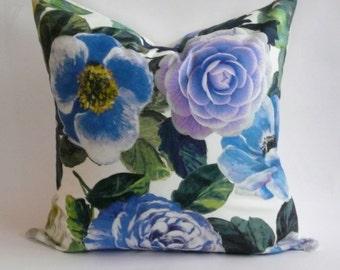 Designers Guild Pandora II Pillow Cover in Cobalt