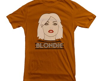 Blondie T-shirt Atomic Debbie Harry T-shirt
