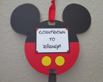Countdown To Disney - Mickey Mouse