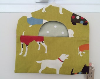 Peg Bag - Prestigious Fabrics Man's Best Friend