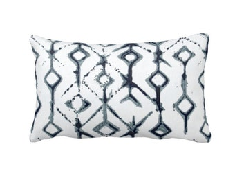 Throw Pillow Cover Decorative Pillows for Couch Navy Blue Pillow Cover Tribal Pillow Lumbar Pillow 12x16 Pillow 12x24 Pillow Accent Pillows