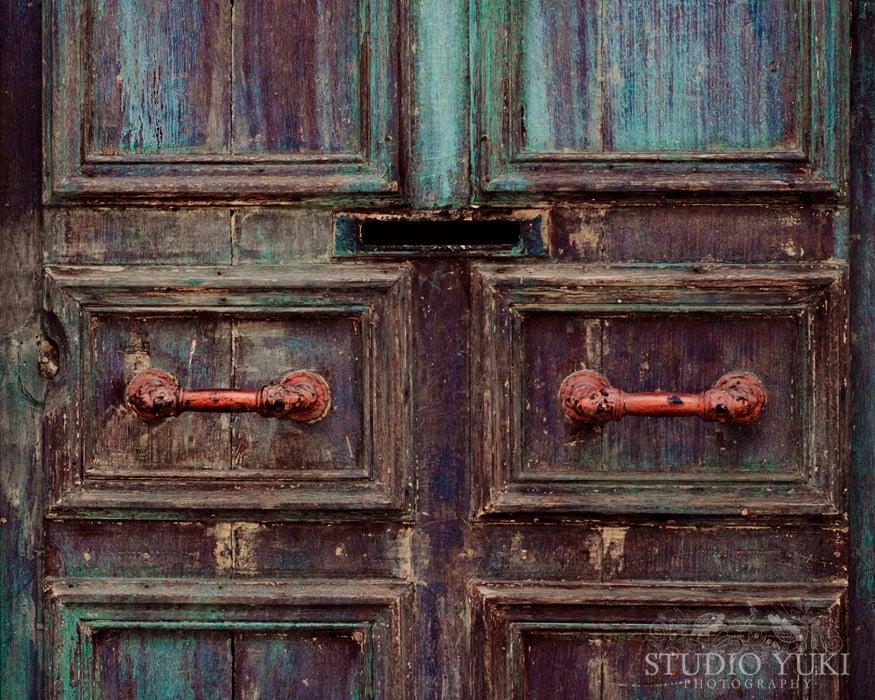 🔎zoom - Rustic Door Photography Urban Decay Ethnic Old Door