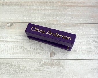 Personalized Stapler, Cute Stapler, Personalized Gift, Teacher Gift, Boss Gift, Coworker Gift, Personalized Office Supplies