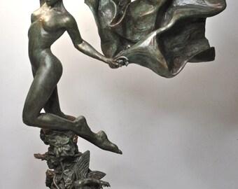Titania, die Feen-Königin-Statue