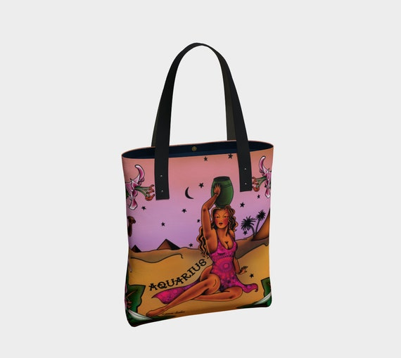 Aquarious - Tattoo Premium Tote Bag