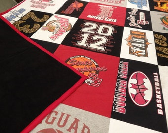 STADIUM BLANKET  Custom T-Shirt Blanket