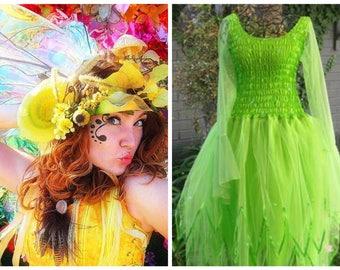 Adult Fairy  Costume ~ Woman's Fairy Dress ~ Cosplay ~Theatre  ~ Festival ~Theatre ~ Masquerade ~ Hens Night