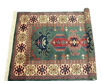 Kazzak Carpet Hand Knotted