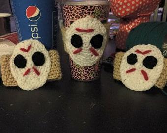 Jason cup cozies