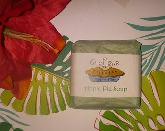soap apple pie