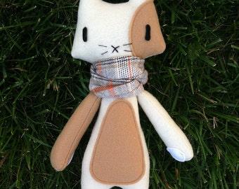 Cream Infinity Rabbit