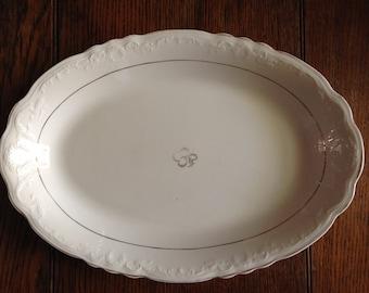 Alfred Meakin Platter