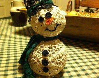 Frosty  Friend Snowman PDF download file