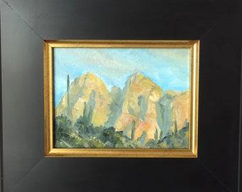 Arizona Mountain Study