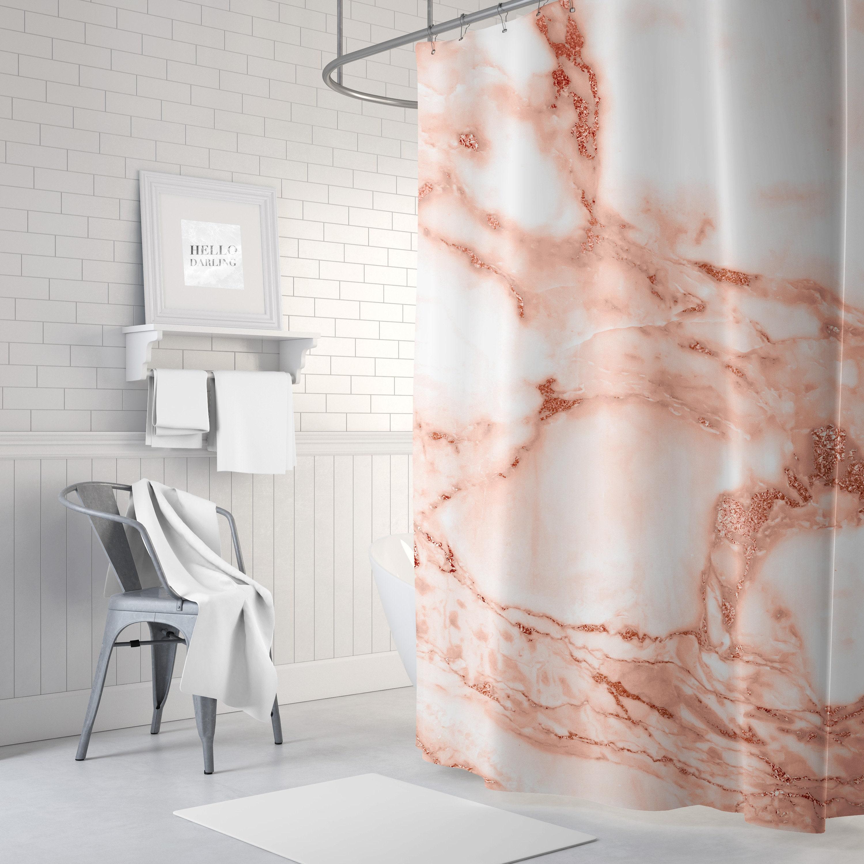 pink shower curtains. 🔎zoom Pink Shower Curtains T