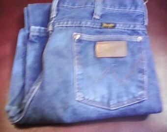 Women's Vtg.Wrangled 90s High Waisted Jeans 30 x 30