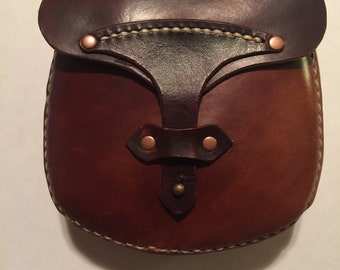 Steampunk Pouch Large