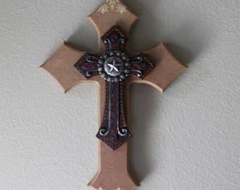 Decorative Rustic Cross