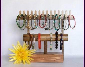 Bracelet Display Stand, Anklet Display, Watch Hanger, Bangles Holder,  Bracelet T Bar