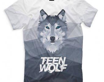 Teen Wolf  Art T-Shirt All sizes