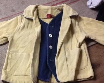 Vintage Boys Jacket