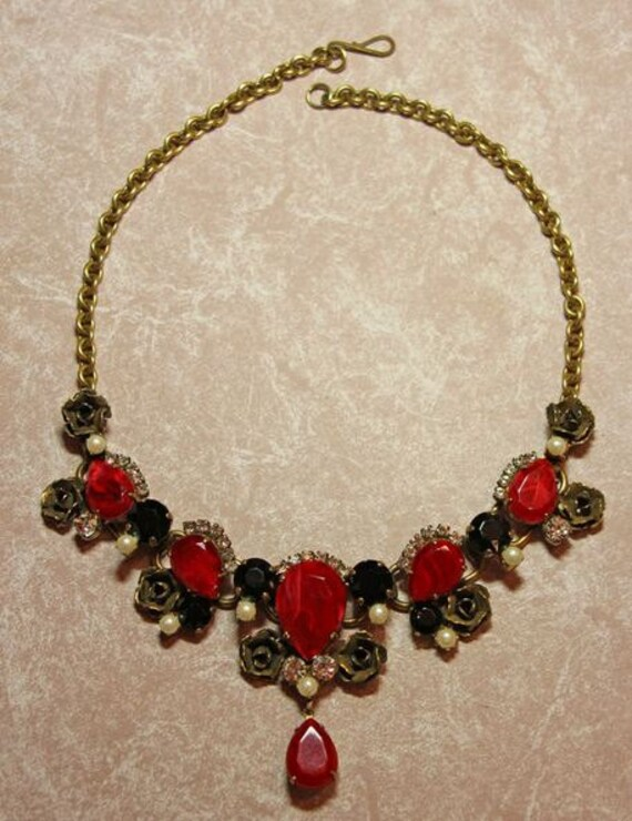 Juliana Extremely Rare Early Necklace Verified Delizza and Elster