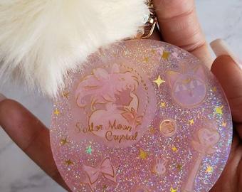Sailor Chibi Moon purse charm
