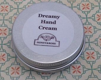 Dreamy hand Cream Intensely Moisturising for hardworking hands