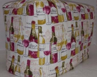 Winr Bottles Toaster Cover