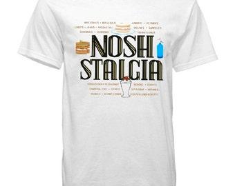 vintage Brooklyn Noshstalgia t-shirt