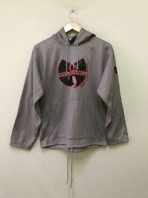 23dbe182e867 rare !!! fila big logo spell out embroidered lolife swagger promo  sweatshirts