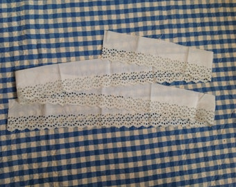 French Embroidery anglaise