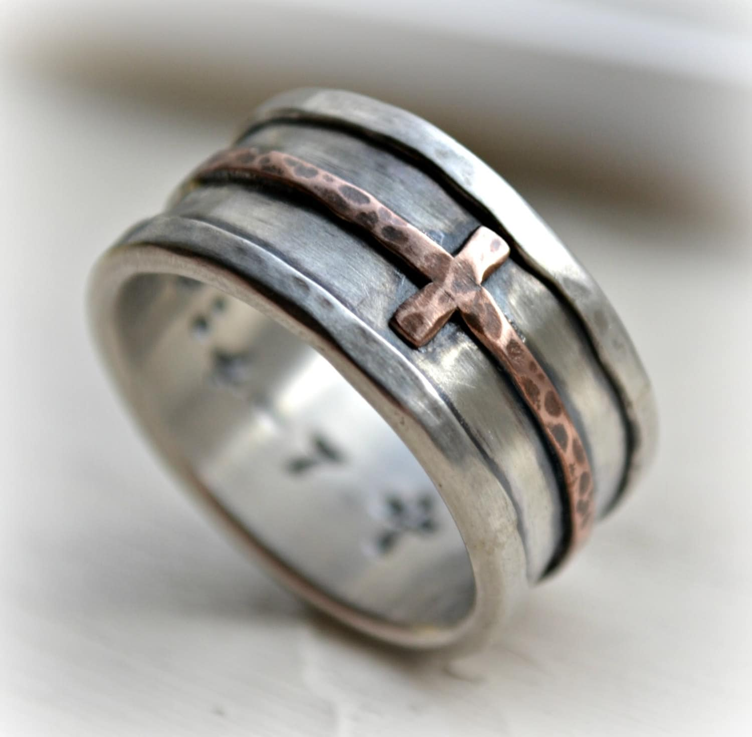 zoom - Christian Wedding Rings