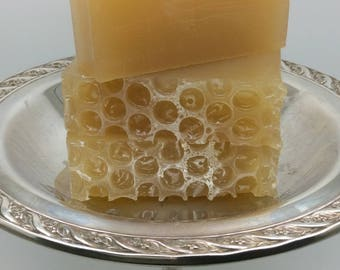 French Clay and Honey Soap