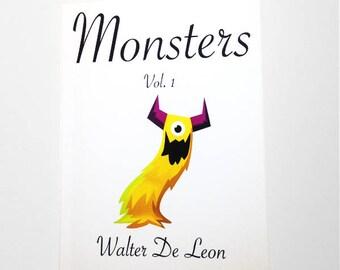 Monsters Vol. 01