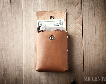 Card Wallet, Leather Card Wallet, Credit Card Wallet, Leather Wallet, Leather Case, Carry Case 062