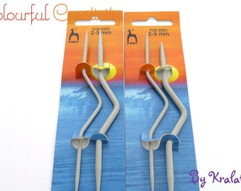 Cable needle set
