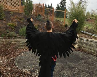 Bird Wings Cloak